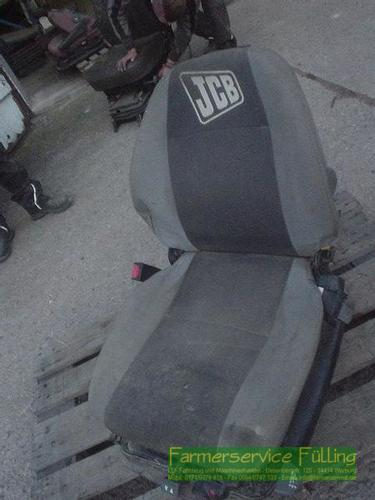 JCB Sitz Mit Sitzheizung