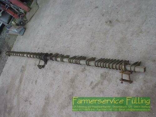Amazone D7 Standard Typ 40 Spannwelle für Schardruckverstellung