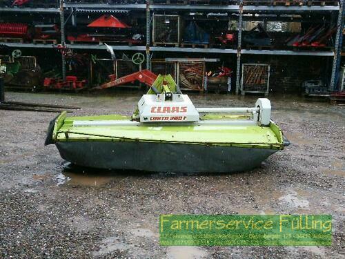 Claas Corto 290 F Teileträger 2