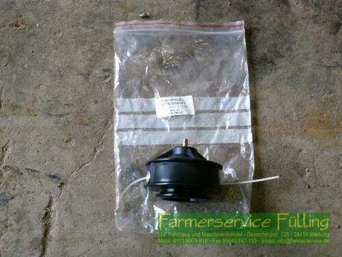 Flachprofil-2-Fadenkopf, 8 x vorhanden, Preis pro Stück