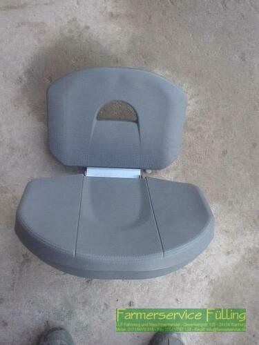 Fendt Beifahrersitz