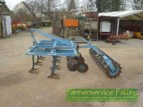 Lemken Smaragd 80-300, BJ 1995, 3m AB, 7 Zinken, Abschersicherung,