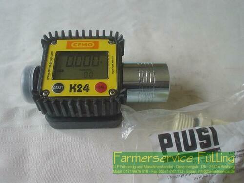 Cemo Zähler / Durchflussmengenmesser K24 für Elektropumpe