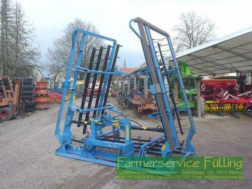 Fricke Gs802, 8 M Arbeitsbreite, Bj 2013, Anbaubock Erneuert Warburg / Daseburg