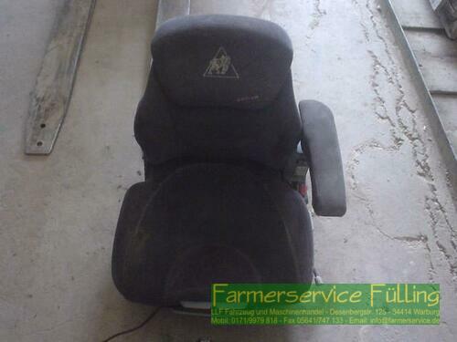 Fendt Fahrersitz, nur teilw. funktionsfähig, Heizung und Belüftu