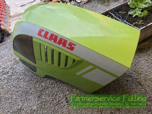 Claas Motorhaube Ares, Front gebrochen