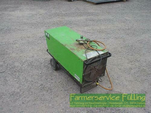 Remko Gaskanone, 100 kW, BJ 88