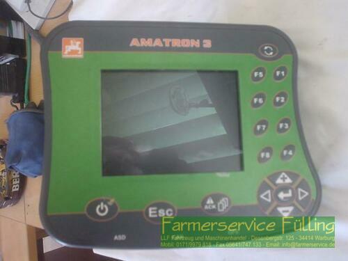 Amazone Amatron 3 Isobus-Terminal Mit Section Control Warburg / Daseburg