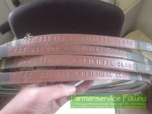 Claas Keilriemen 6340191, 4 x vorhanden, Stückpreis