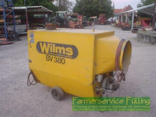 Wilms BV380, 110kW