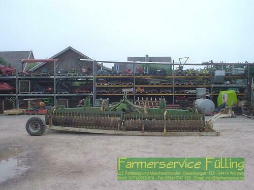 Amazone 6m mit Transportwagen, kein schöner Zustand