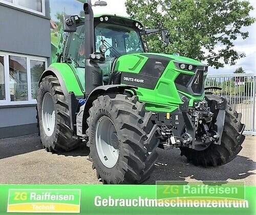 Deutz-Fahr Agrotron 6165 Bouwjaar 2017 4 WD