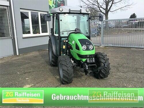 Deutz-Fahr Agrokid 230 Dt Año de fabricación 2016 Accionamiento 4 ruedas