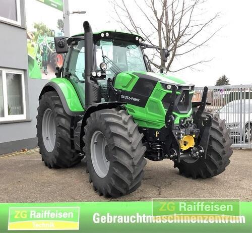 Deutz-Fahr Agrotron 6155.4 RCShift Godina proizvodnje 2017 Pogon na 4 kotača