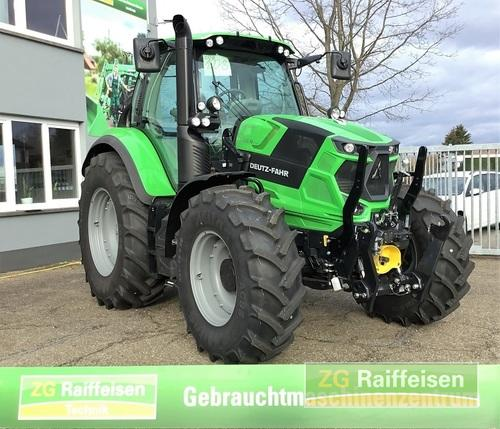 Deutz-Fahr 6155.4 Agrotron Ttv Rok výroby 2017 Pohon ctyr kol