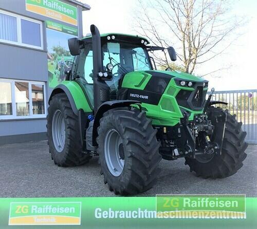Deutz-Fahr Agrotron 6155 Årsmodell 2018 4-hjulsdrift