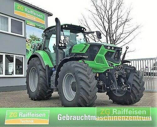 Deutz-Fahr Agrotron 6155 Pogon na 4 kotača Bühl