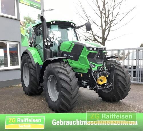Deutz-Fahr Agrotron 6155 Årsmodell 2017 4-hjulsdrift