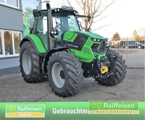 Deutz-Fahr Agrotron 6155.4 Byggeår 2018 A/C