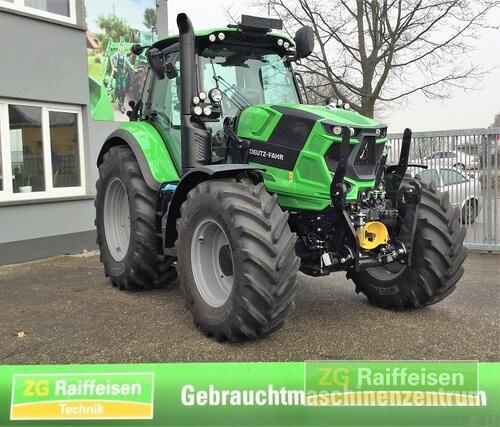 Deutz-Fahr Agrotron 6155.4 Bouwjaar 2017 4 WD