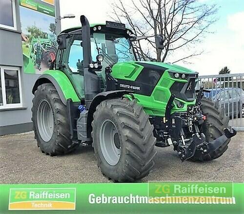 Deutz-Fahr 6155 Agrotron