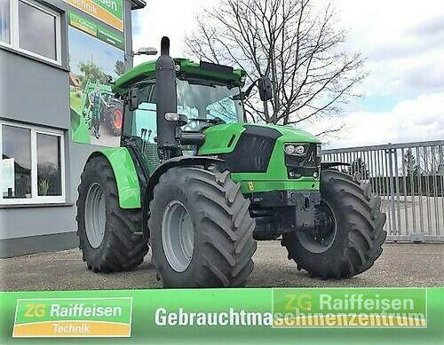Deutz-Fahr 5115 Baujahr 2017 Allrad