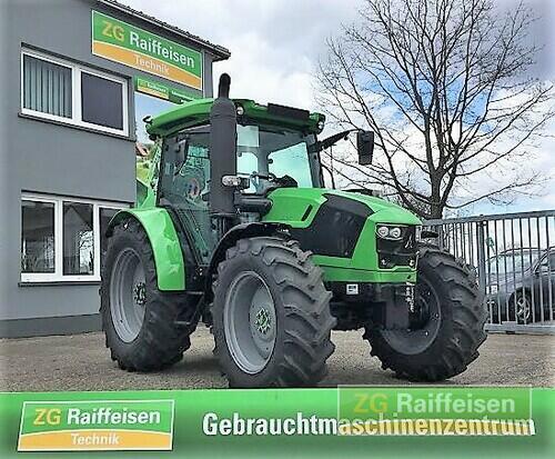 Deutz-Fahr 5115 Baujahr 2018 Bühl