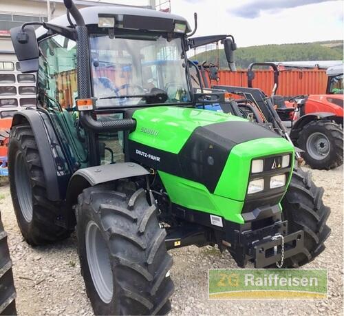 Deutz-Fahr 5080 D Ls Anul fabricaţiei 2018 Tracţiune integrală 4WD