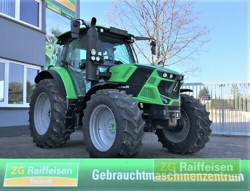 Deutz-Fahr Agrotron 6120 Anul fabricaţiei 2018 Tracţiune integrală 4WD
