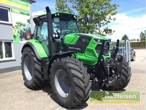 Deutz-Fahr 6175.4 Agrotron Bouwjaar 2018 4 WD