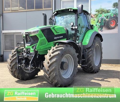 Deutz-Fahr Agrotron 6205 Årsmodell 2018 4-hjulsdrift