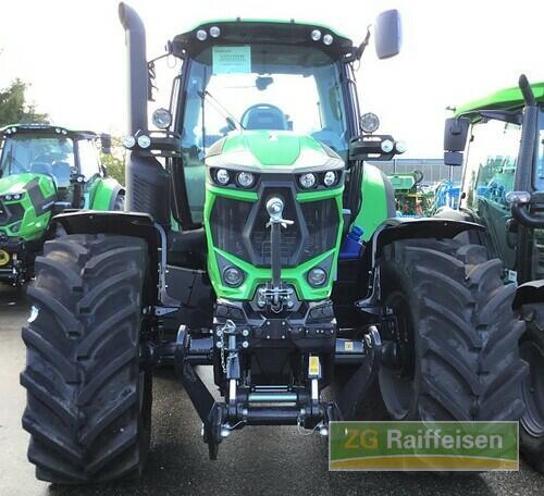 Deutz-Fahr 6175.4 Ttv Agrotron Rok výroby 2018 Pohon ctyr kol