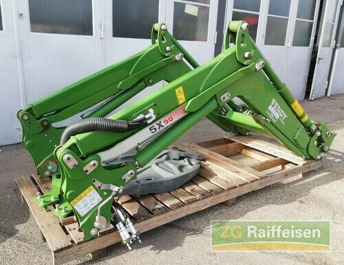 Fendt Cargo 5x90 3 Und 4 Kreis Year of Build 2020 Bühl