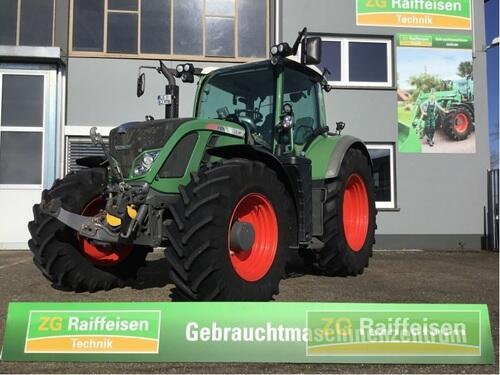 Fendt 724 Vario Profi Plus Baujahr 2012 Bühl