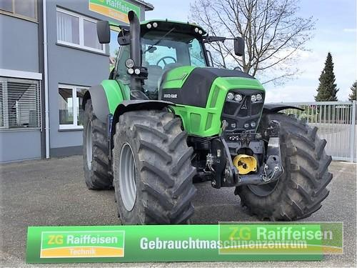 Deutz-Fahr Agrotron 7230 TTV Year of Build 2013 4WD