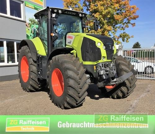 Claas Axion 810 Year of Build 2017 4WD