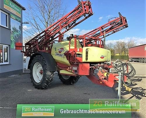 Hardi Commander Plus 2800 Year of Build 2004 Bühl