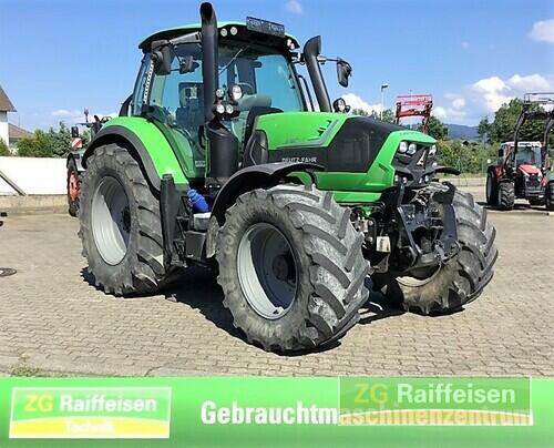 Deutz-Fahr 6180 Agrotron TTV