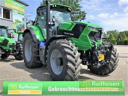Deutz-Fahr 6215 Agrotron Ttv Baujahr 2017 Allrad