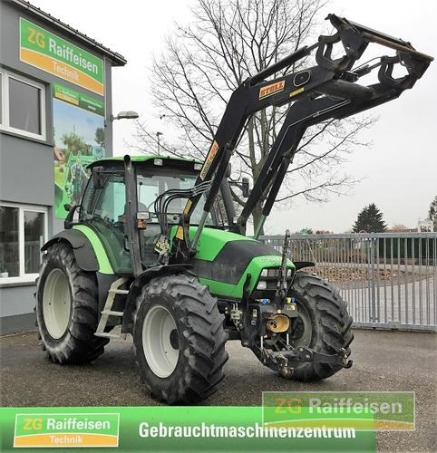 Traktor Deutz-Fahr - Agrotron 140 TÜV-April 2
