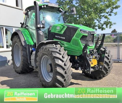 Deutz-Fahr Agrotron 6215 Årsmodell 2017 Bühl