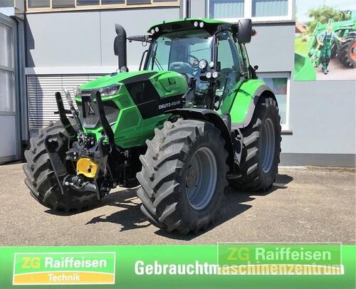 Deutz-Fahr 6155 Agrotron Year of Build 2017 4WD