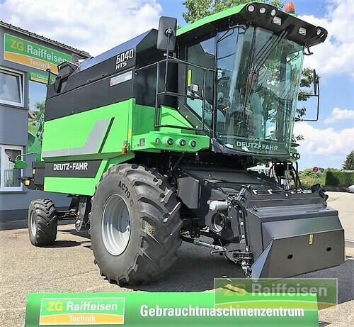 Deutz-Fahr 6040 HTS Рік виробництва 2016 Bühl