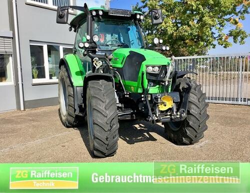 Deutz-Fahr 5110ttvdt Year of Build 2015 4WD