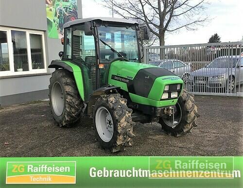 Deutz-Fahr Agrolux Al 65 Dt Рік виробництва 2011 Повний привід