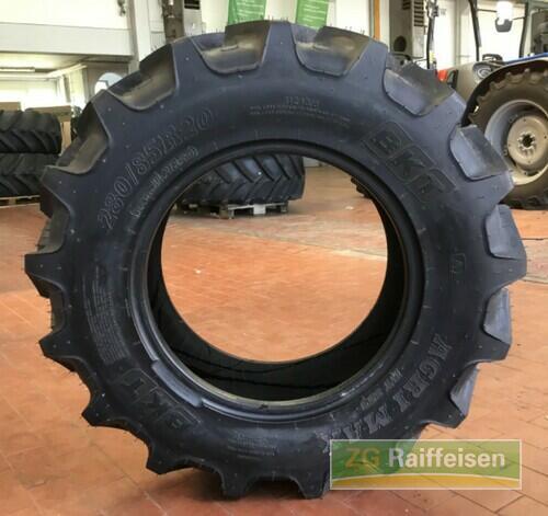BKT 280/85 R20+380/85 R30