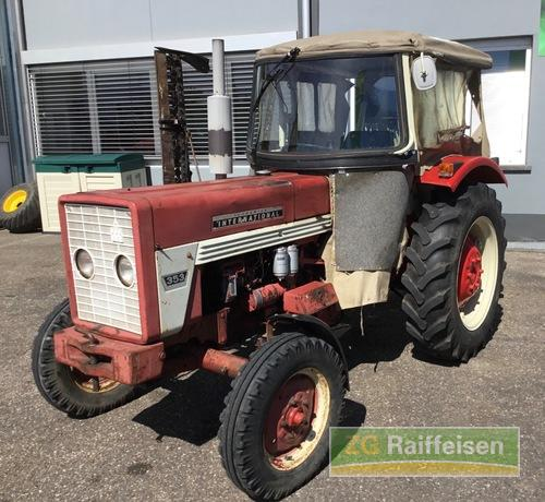 Case IH 353s Year of Build 1970 Bühl