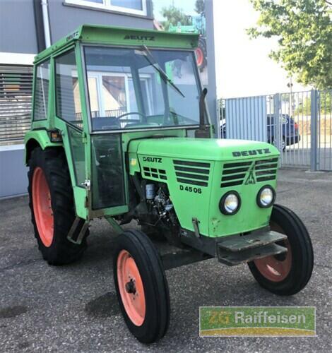 Deutz-Fahr D 4506 Byggeår 1978 Bühl