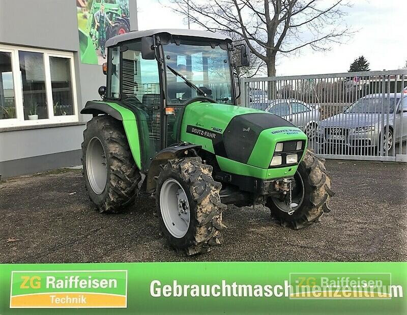 Deutz-Fahr Agrolux AL 65 DT