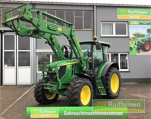 John Deere 6100 Rc Allradschl Front Loader Year of Build 2015
